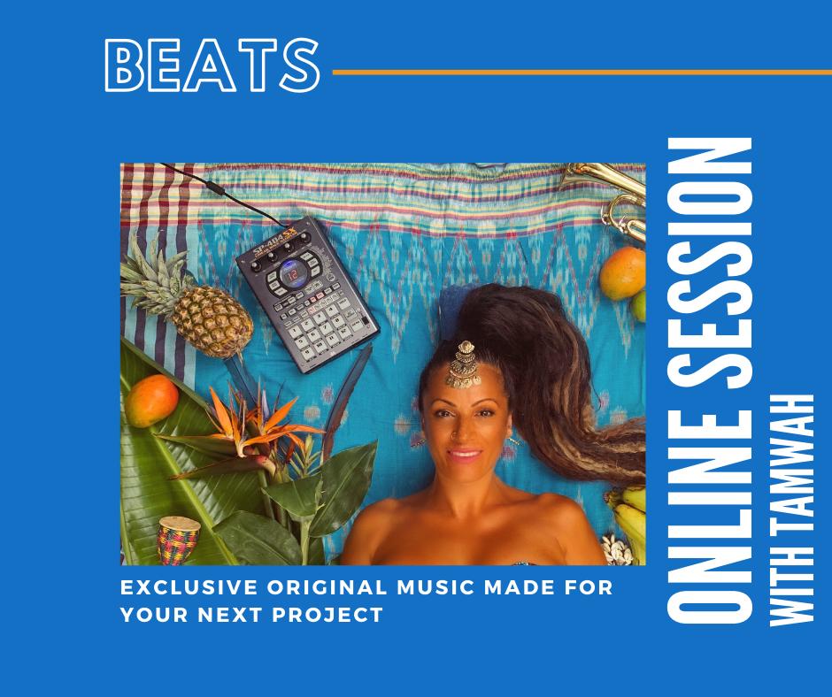 1on1 - customised beat session