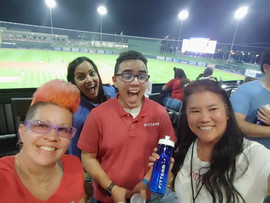 FITTEAM GLOBAL Spring Training Game with