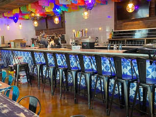 Welcome Azul Mexicana II on James Island!