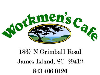 """Workmen's Cafe, James Island: """"For the working man..."""""""