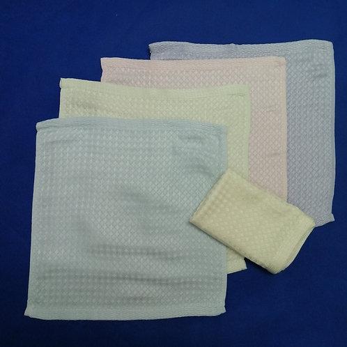 竹紗布小方巾 Bamboo Woven Hand Towel