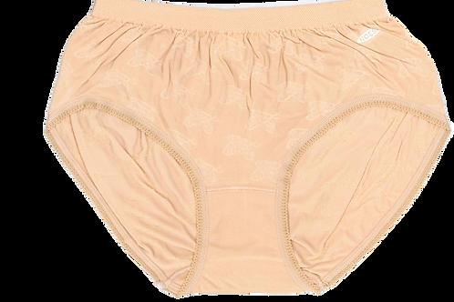 竹纖維無縫内褲