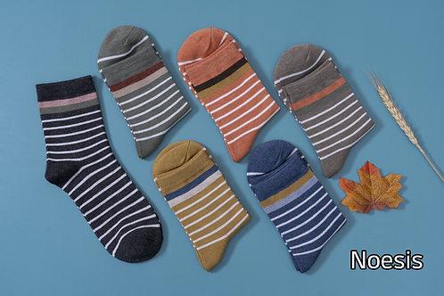 竹纖維女士花襪Bamboo women sock