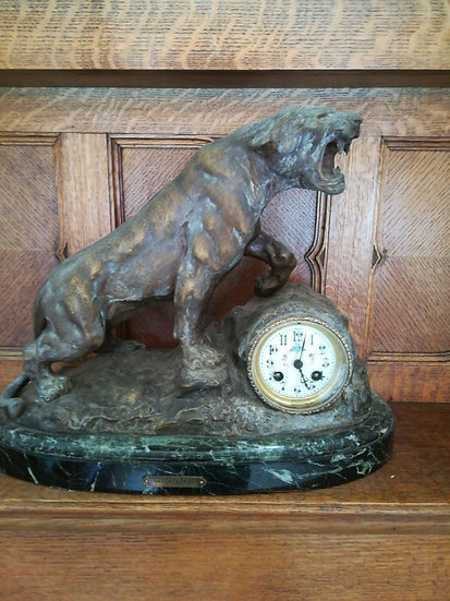 Thomas Cartier Clock