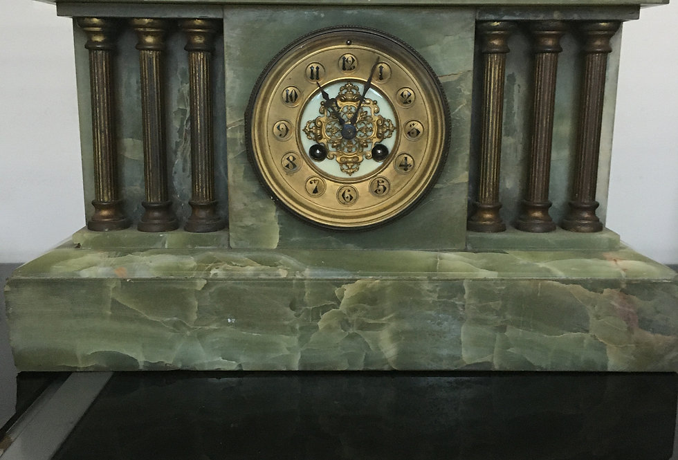 Marble Antique clock