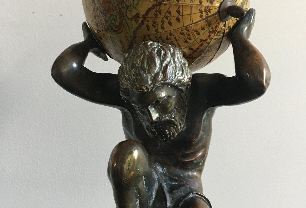 Bronze figure