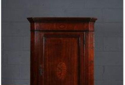 George 111 corner cupboard