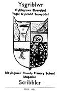 Moylegrove School magazine 1975