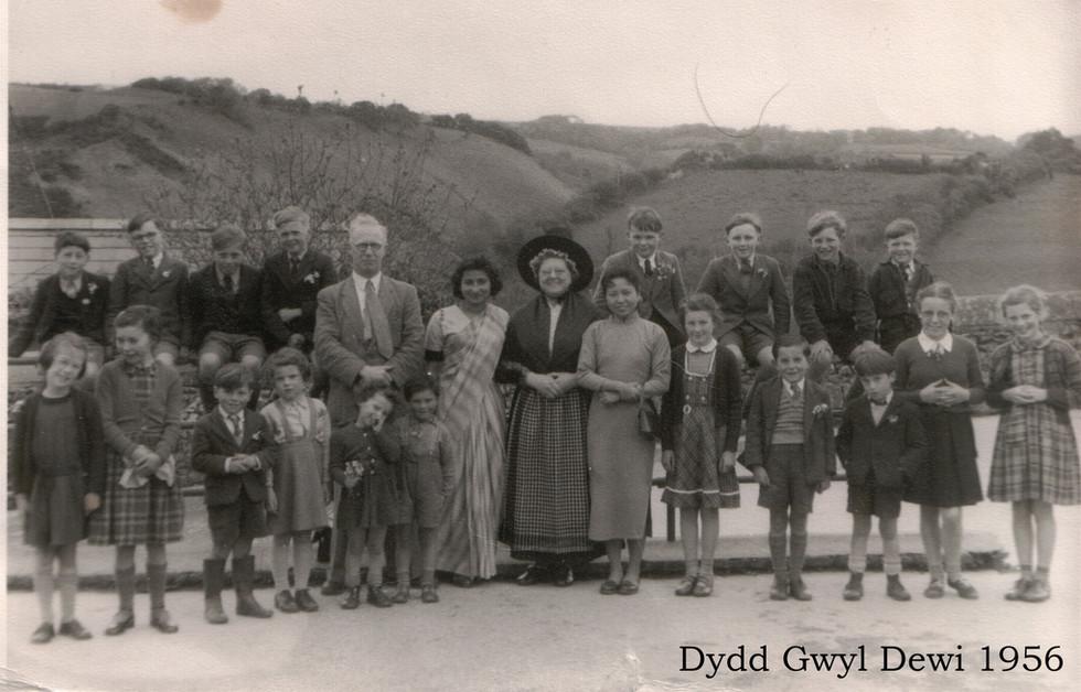 1956  (Dydd Gwyl Dewi)