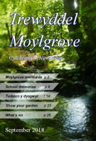 Moylgrove newsletter September 2018