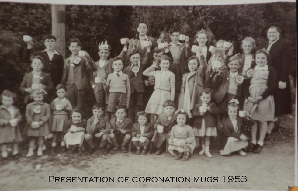 1953 (Queen's coronation)