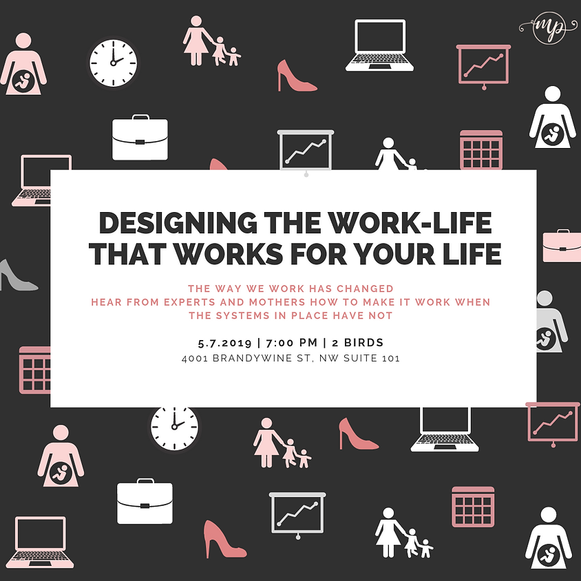 Designing The Work-Life That Works For Your Life