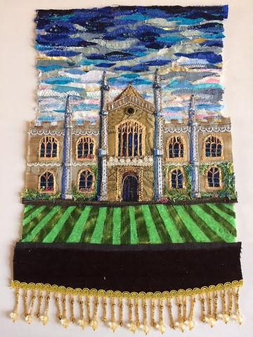 Cambridge collage, Corpus Christi entran