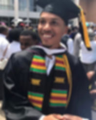 Daquan Love graduates from Morehouse Col