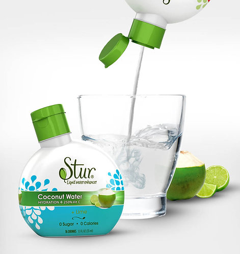 Coconut + Lime (3 Pack)