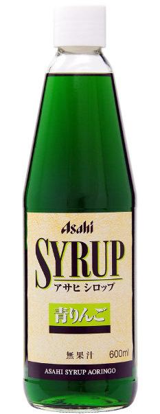 Asahi green apple 朝日 青蘋果 600ml