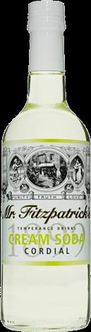 Mr. Fitzpatricks Cream Soda 500ml