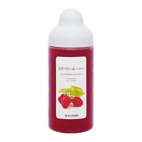 (日本)杉養蜂園-果汁蜜系列 覆盆子+蜂蜜 1000g
