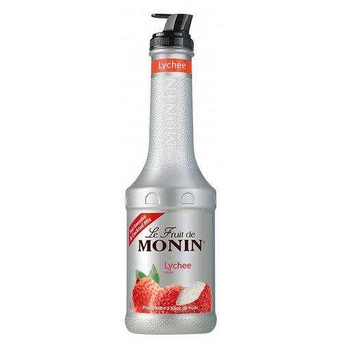 MONIN Lychee Puree Mix