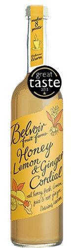 Belvoir Honey, Lemon & Ginger 500ml