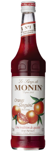 MONIN Blood Orange 700ml
