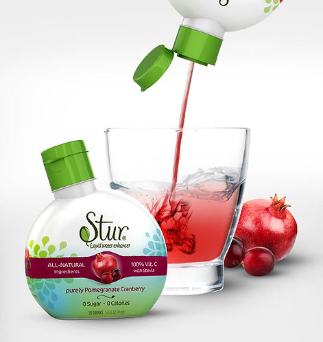 Pomegranate Cranberry (5 Pack)