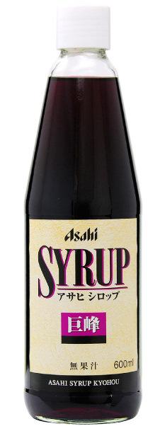 Asahi Grape 朝日 巨峰 600ml
