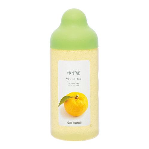 (日本)杉養蜂園-果汁蜜系列 柚子+蜂蜜 1000g