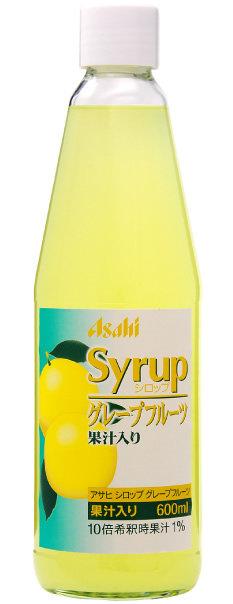 Asahi Grapefruit 朝日 西柚 600ml
