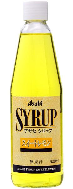 Asahi Sweet Lemon 甜檸檬 600ml
