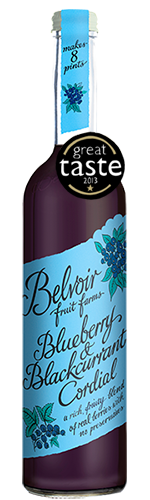 Belvoir Blueberry & Blackcurrant 500ml