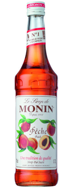 MONIN Peach 700ml