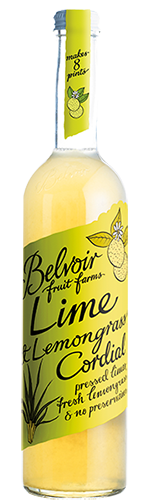 Belvoir Lime & Lemongrass 500ml
