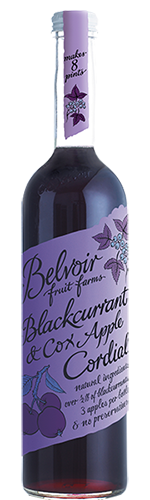 Belvoir Blackcurrant & Cox Apple 500ml