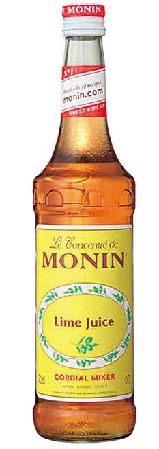 MONIN Lime Juice 700ml