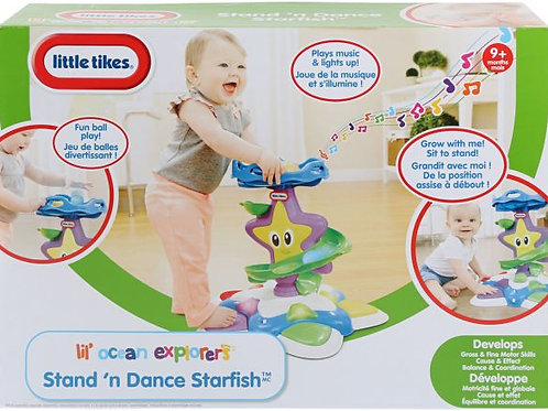 Little Tikes Stand 'n Dance Starfish
