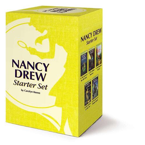 Nancy Drew Starter Box Set: Books 1-5 - Hardcover
