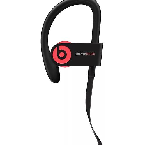 Powerbeats 3 Wireless In-Ear Stereo Headphones Red