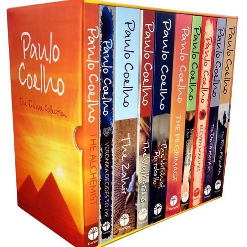 Paulo Coelho - Deluxe Collection - Hardcover