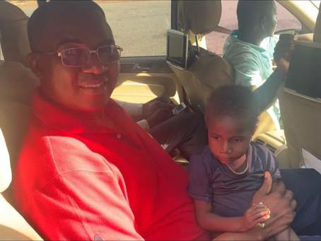 Dr. Richard Konteh: A Leader with Compassionate Empathy