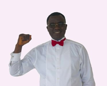 Dr. Richard Konteh is running for the APC Party Presidential Candidate 2023