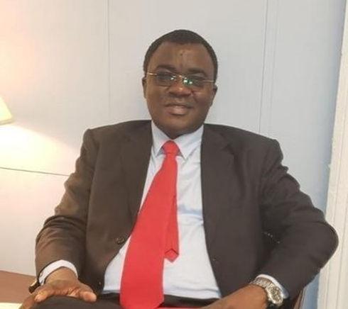 Dr. Richard Konteh was General Secretary for West Africa Civil Society Forum (WACSOF)