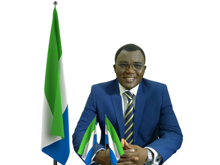 Dr. Richard Konteh's 60th Independence Anniversary Message of Hope to Sierra Leoneans
