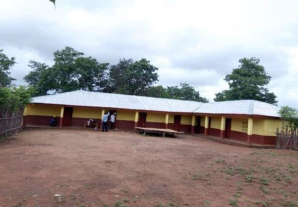 Kalangba Primary School in August 6, 201