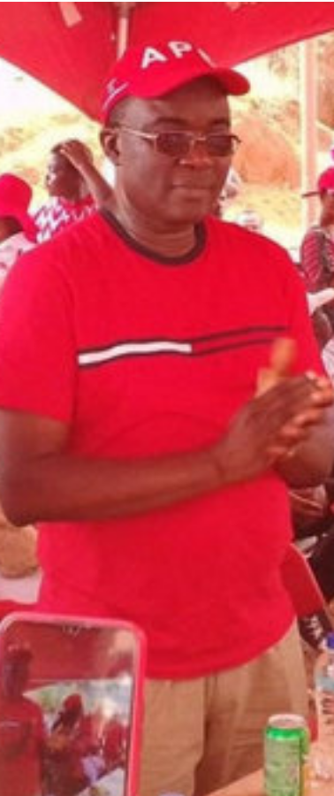 Dr. Richard Konteh - APC Party