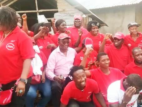 The Youths Endorses Dr. Richard Konteh