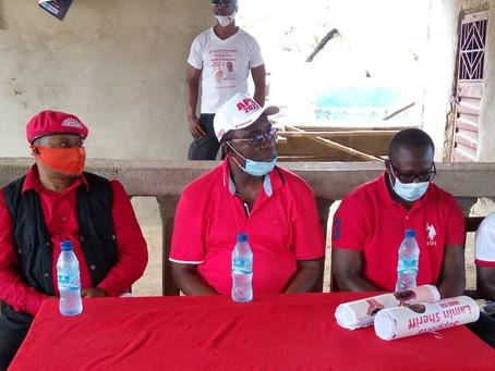 Richard Konteh brings new energy, ideas and a renewed people focus to the APC leadership race