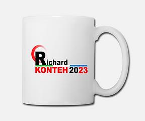 Dr. Richard Konteh 2023