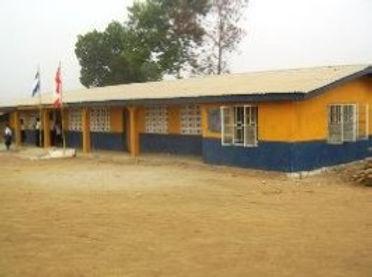 Mabureh Village junior high school in 20