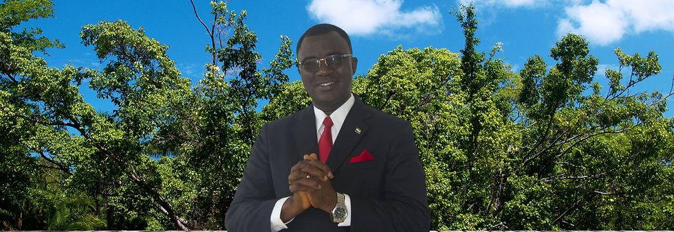 Meet Dr. Richard Konteh
